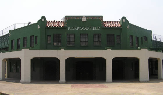 99 years old - Rickwood Field, Birmingham