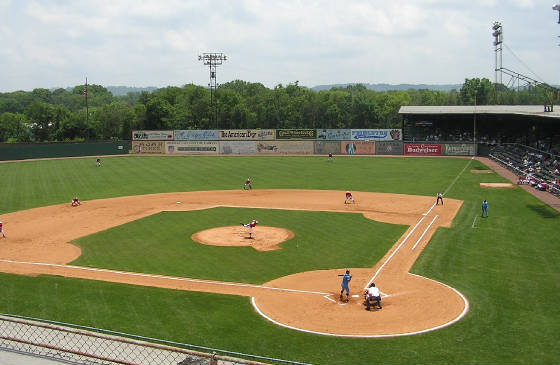 The Rickwood Classic - Annually at Rickwood