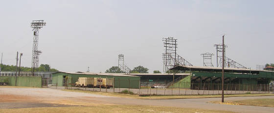 Rickwood's exterior from afar